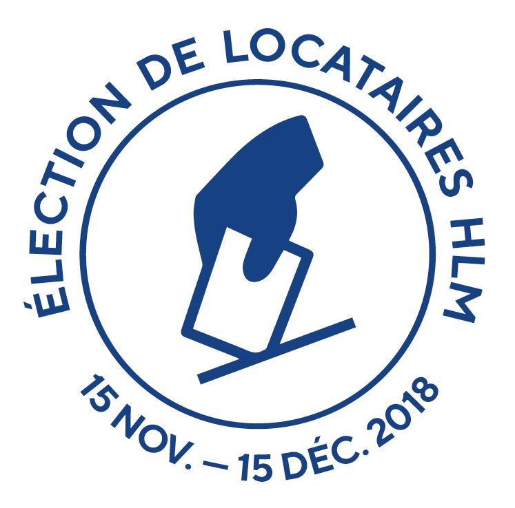 Elections 2018 des représentants des locataires