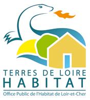 Logo Terres de Loire Habitat